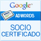 Google Adwords . Socio Certificado